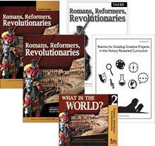History Revealed: Romans, Reformers, Revolutionaries Essentials Pack