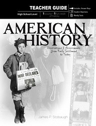 American History: Observations & Assessments from Early Settlement to Today Teacher