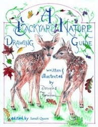 Backyard Nature Drawing Guide