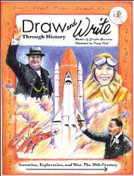 Draw and Write: Invention, Exploration, and War