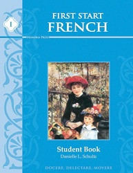 First Start French Level 1 Workbook