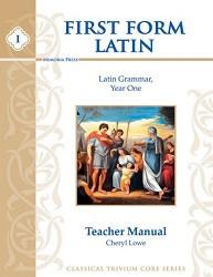 First Form Latin Teacher