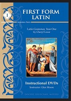 First Form Latin DVD