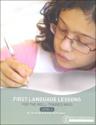 First Language Lessons for the Well-Trained Mind 4 Teacher