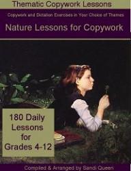 Copywork - Nature Lessons