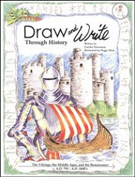 Draw and Write: Vikings, The Middle Ages, and the Renaissance