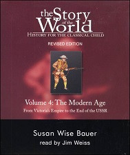 Story of the World 4 Audio CD