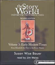 Story of the World 3 Audio CD
