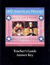 All American History 1 Teacher