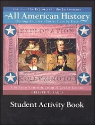 All American History 1 Activity
