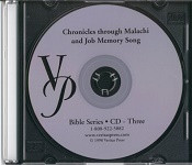Chronicles through Malachi and Job CD