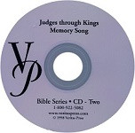 Judges through Kings CD