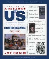 History of US # 7: Reconstructing America