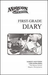 Miquon First Grade Diary