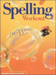 Spelling Workout D Student - 2002