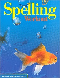 Spelling Workout B Student - 2002