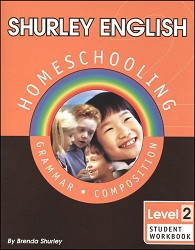Shurley English 2 Workbook