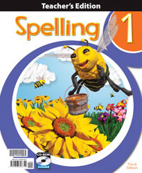 Spelling 1 Teacher's Edition  3rd Edition