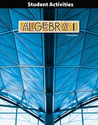 Algebra 1 Student Activities