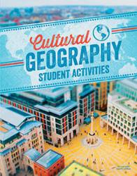 Cultural Geography Student Activities 4th Edition