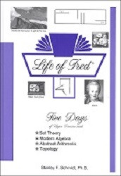 Life of Fred Five Days: Upper Division Math