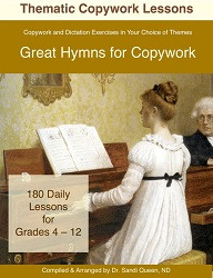 Copywork - Great Hymns