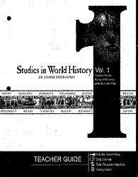 Studies in World History Volume 1 Teacher