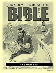 Journey Through The Bible Book 2 Answer Key