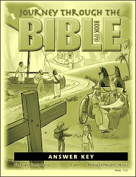 Journey Through The Bible Book 3 Answer Key