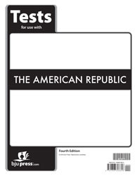 American Republic Tests 4th Edition