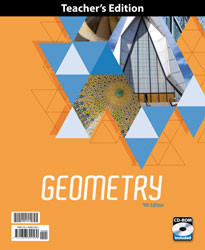 Geometry Teacher's Edition 4th Edition