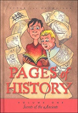 Pages of History Volume 1 - Stories of the Ancients