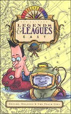 Legends and Leagues East  Storybook