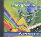 Apologia Exploring Creation with Chemistry and Physics MP3 Audio CD