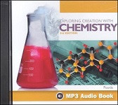 Apologia Exploring Creation With Chemistry MP3 Audio Book