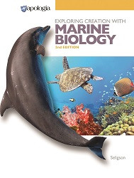 Apologia Exploring Creation with Marine Biology Textbook 2nd Edition