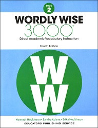 Wordly Wise 3000 Grade 2 4th Edition