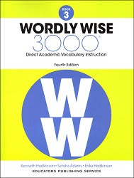Wordly Wise 3000 Grade 3 4th Edition