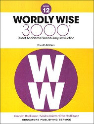 Wordly Wise 3000 Grade 12 4th Edition