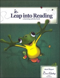 All About Reading Level 2 Leap into Reading! Student Activity Book