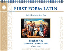 First Form Latin Answer Key              (for Workbook, Quizzes and Tests)