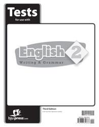 English 2 Tests (3rd Ed.)