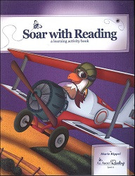 All About Reading Level 4 Soar With Reading Student Activity Book