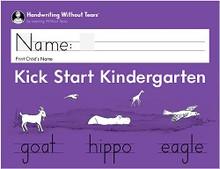Kindergarten - Kick Start Kindergarten