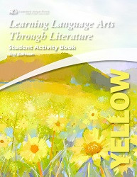 3rd Edition - 3rd Grade - Learning Language Arts Yellow Activity