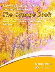 3rd Edition - 4th Grade - Learning Language Arts Orange Book