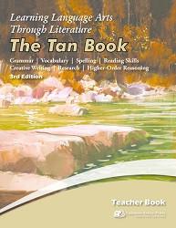 3rd Edition - 6th Grade - Learning Language Arts Tan Book
