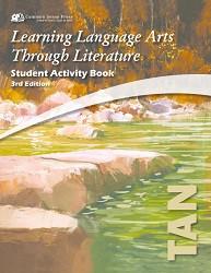 3rd Edition - 6th Grade - Learning Language Arts Tan Activity
