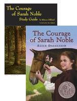 Courage of Sarah Noble Guide/Book