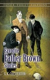 Favorite Father Brown Stories (Dover)